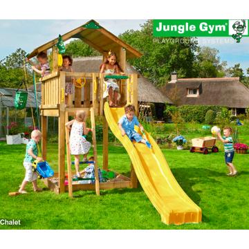 Детская площадка Jungle Chalet