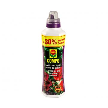 Жидкое удобрение для балконных растений