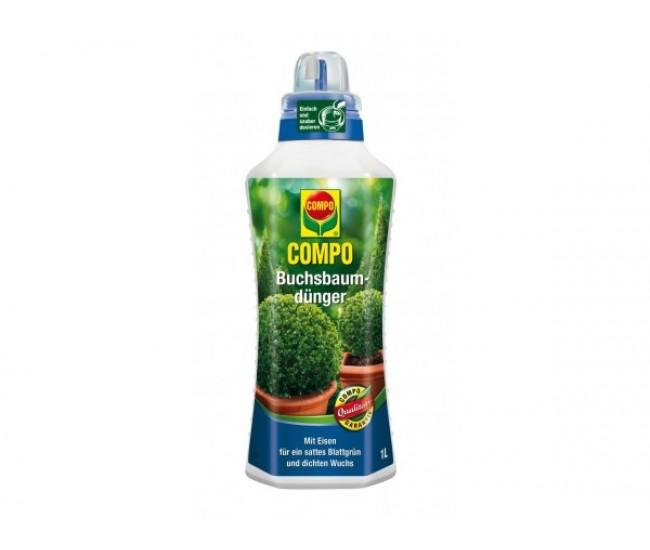 Минеральное жидкое удобрение для буксусов,вечнозелёных растений,хвои
