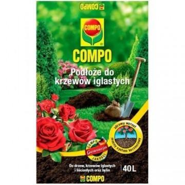 Sana Торфосмесь для всех видов хвойных растений 40л
