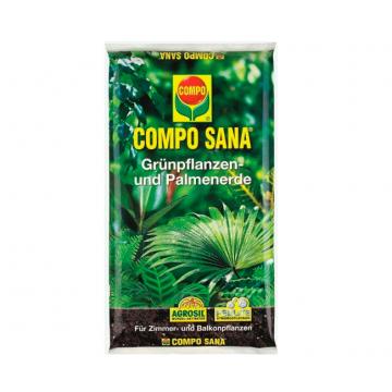Торфосмесь для зелёных растений и пальм