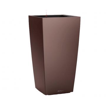 Вазон Cubico 40 Эспрессо отлив (с кашпо и гидросистемой)