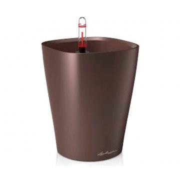 Вазон Deltini 14 Эспрессо отлив (с кашпо и гидросистемой)