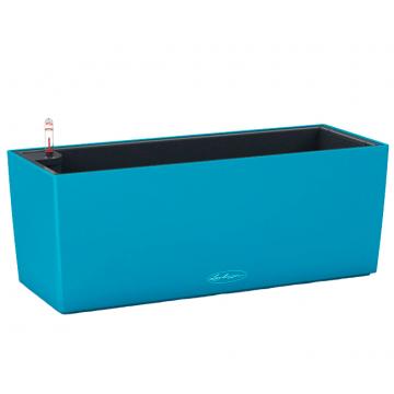 Вазон Balconera Color Лазурный 50  (с кашпо и гидросистемой)