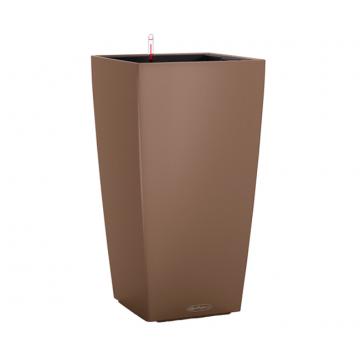 Вазон Cubico Color 30 Мускатный (с кашпо и гидросистемой)