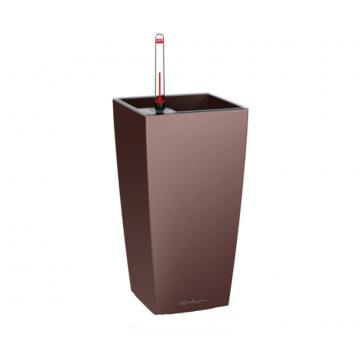 Вазон Maxi Cubico Эспрессо отлив (с кашпо и гидросистемой)