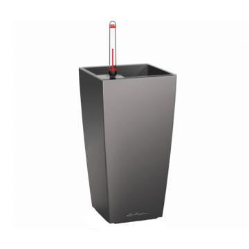 Вазон Maxi Cubico Антрацит отлив (с кашпо и гидросистемой) под заказ