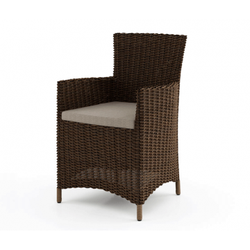 Кресло Amanda (Royal) коричневый